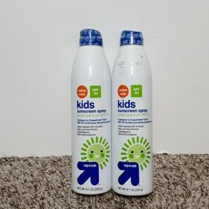 Kids Spray Sunscreen